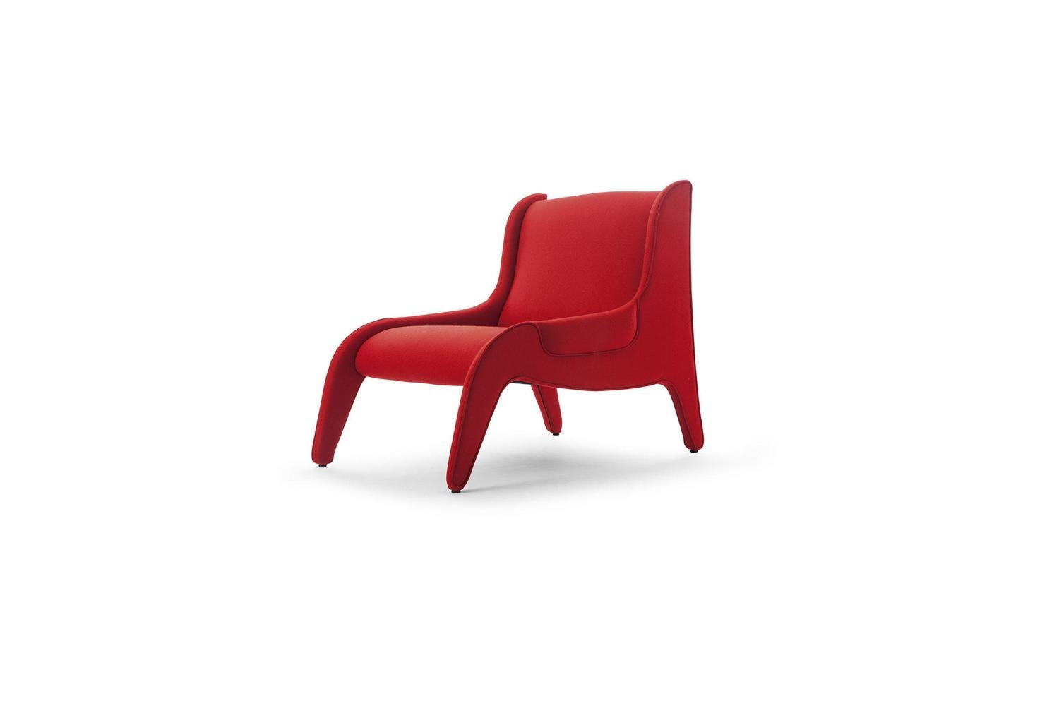 721 Antropus Armchair by Marco Zanuso for Cassina