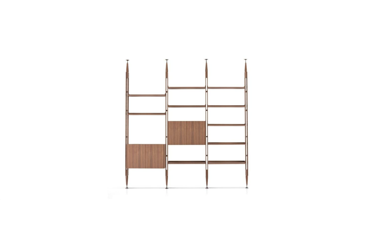 835 Infinito Bookcase by Franco Albini for Cassina