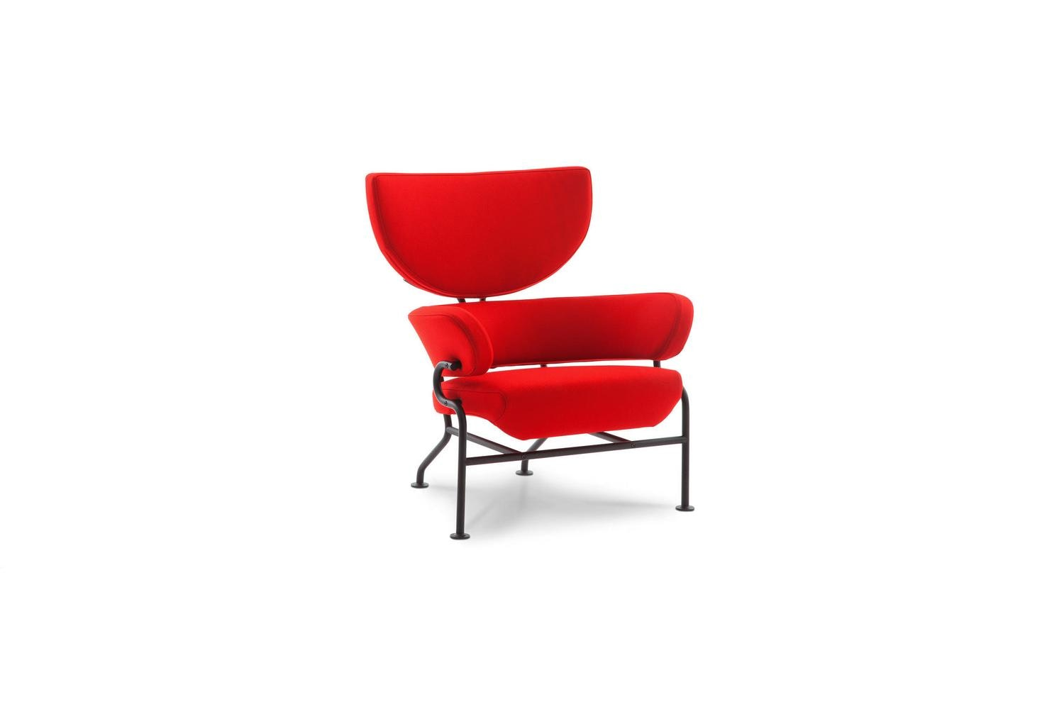 836 Tre Pezzi Armchair by Franco Albini for Cassina
