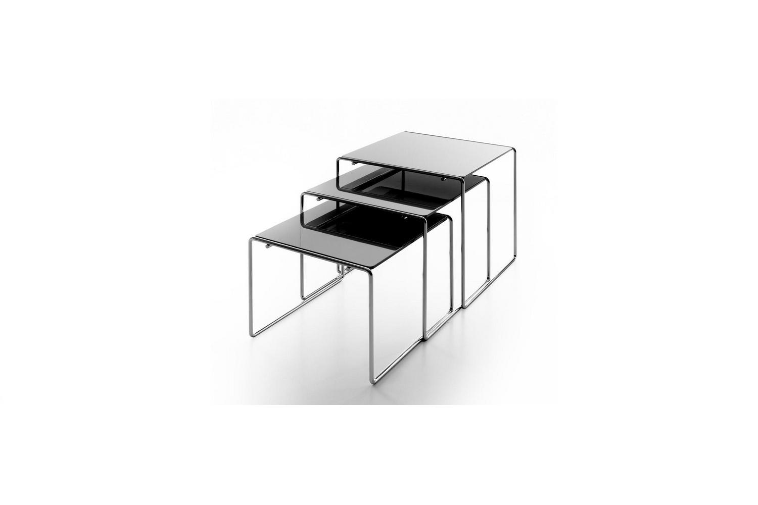 W60 Marcel T Side Table by Kazuhide Takahama for Cassina