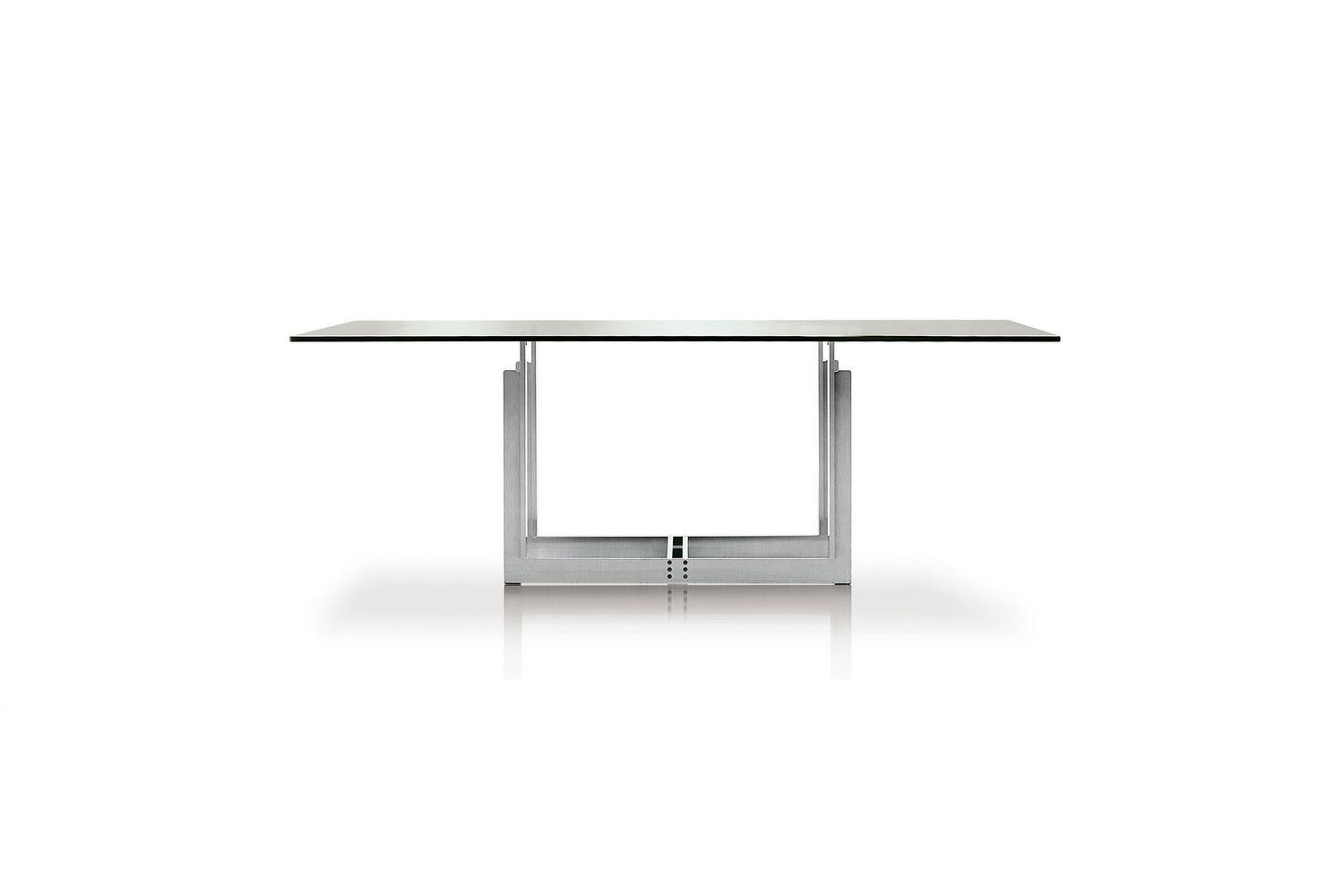 W02 Sarpi Table by Carlo Scarpa for Cassina