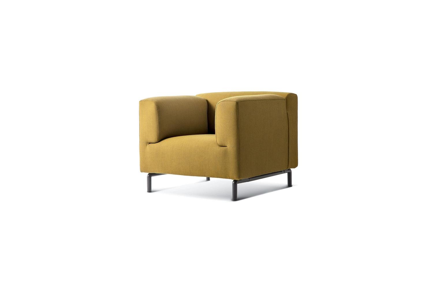 250 Met Armchair by Piero Lissoni for Cassina