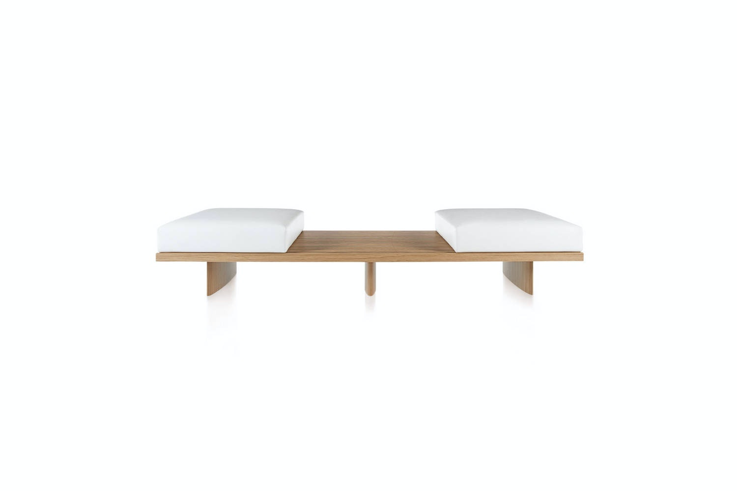 514 Refolo Bench by Charlotte Perriand for Cassina