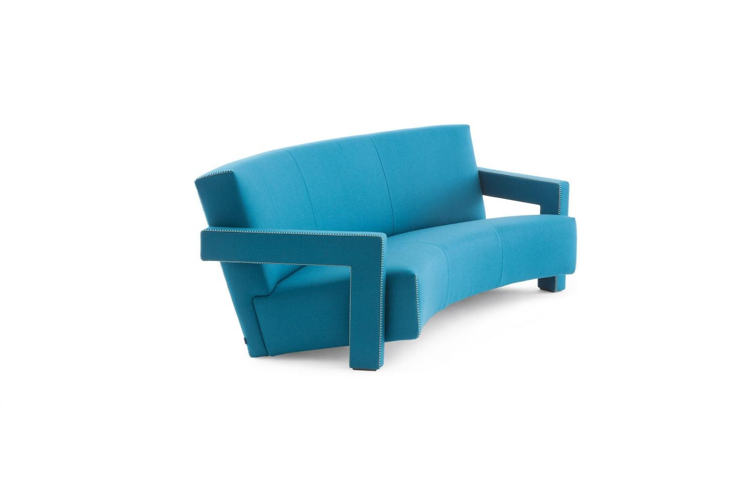 637 Utrecht Sofa by Gerrit Thomas Rietveld for Cassina