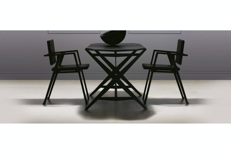 833 Cavalletto Table By Franco Albini For Cassina Space