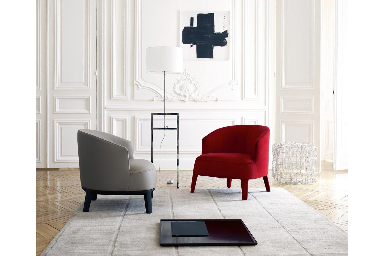 Febo Armchair by Antonio Citterio for Maxalto