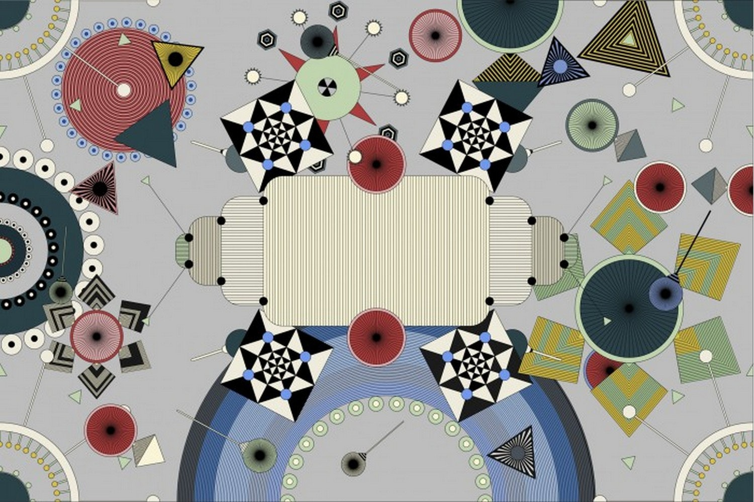 Dreamstatic Rug by David/Nicolas for Moooi Carpets