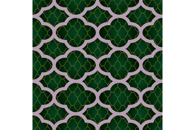 Clouds Lila Green 3 Broadloom Carpet by Edward van Vliet for Moooi Carpets