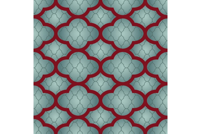 Clouds Red Light Blue 3 Broadloom Carpet by Edward van Vliet for Moooi Carpets