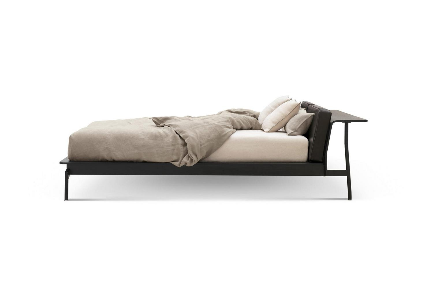 L41 Sled Bed by Rodolfo Dordoni for Cassina