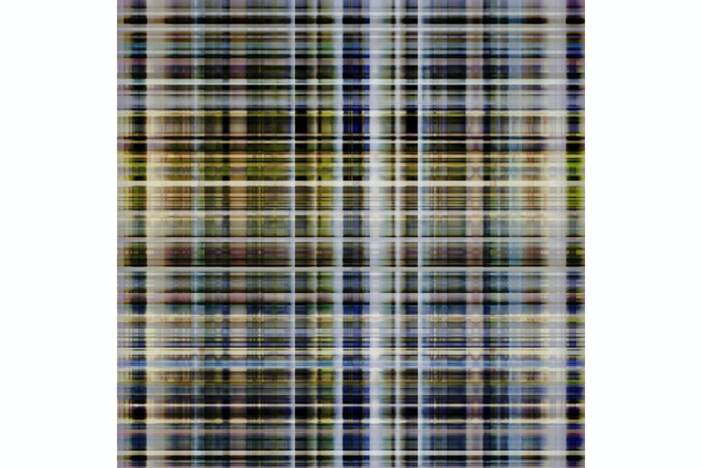 Tartan Haze Multicolour Broadloom Carpet by Marcel Wanders for Moooi Carpets