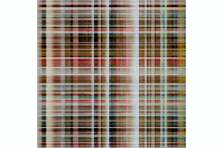 Tartan Haze Retromulticolour Broadloom Carpet by Marcel Wanders for Moooi Carpets