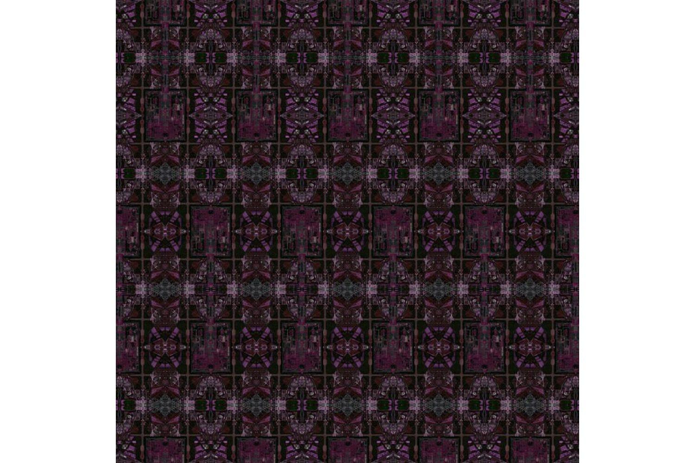 Versailles X Beijing Aubergine Broadloom Carpet by Marcel Wanders for Moooi Carpets