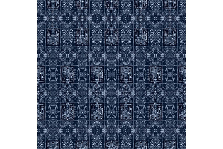 Versailles X Beijing Blue Broadloom Carpet by Marcel Wanders for Moooi Carpets