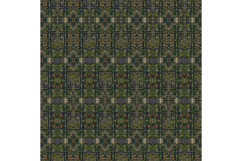 Versailles X Beijing Green Broadloom Carpet by Marcel Wanders for Moooi Carpets