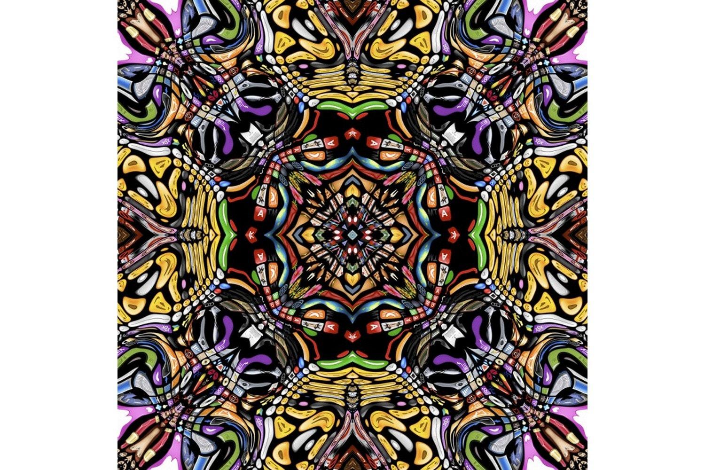 Dazzling Dialogues 1 Broadloom Carpet by Noortje van Eekelen for Moooi Carpets