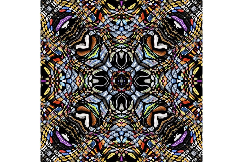 Dazzling Dialogues 3 Broadloom Carpet by Noortje van Eekelen for Moooi Carpets