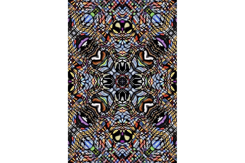 Dazzling Dialogues 3 Rug by Noortje van Eekelen for Moooi Carpets