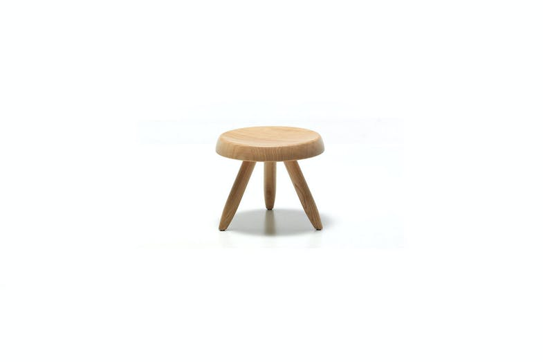 524 Tabouret Berger Stool by Charlotte Perriand for Cassina