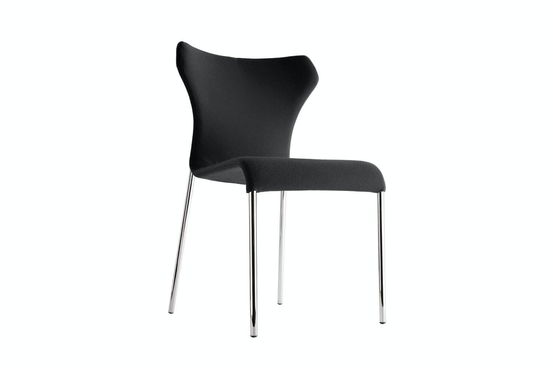 Papilio Chair in Fabric by Naoto Fukasawa for B&B Italia