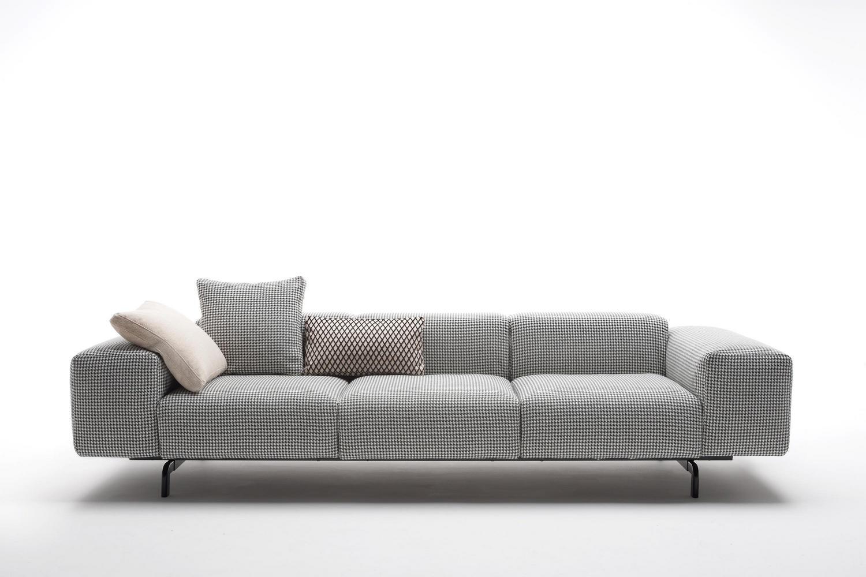 Largo Sofa by Piero Lissoni for Kartell