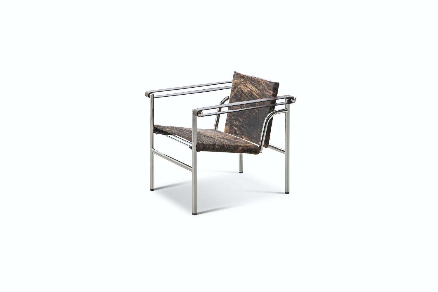 LC1 Pampas Armchair by Le Corbusier, Pierre Jeanneret, Charlotte Perriand for Cassina