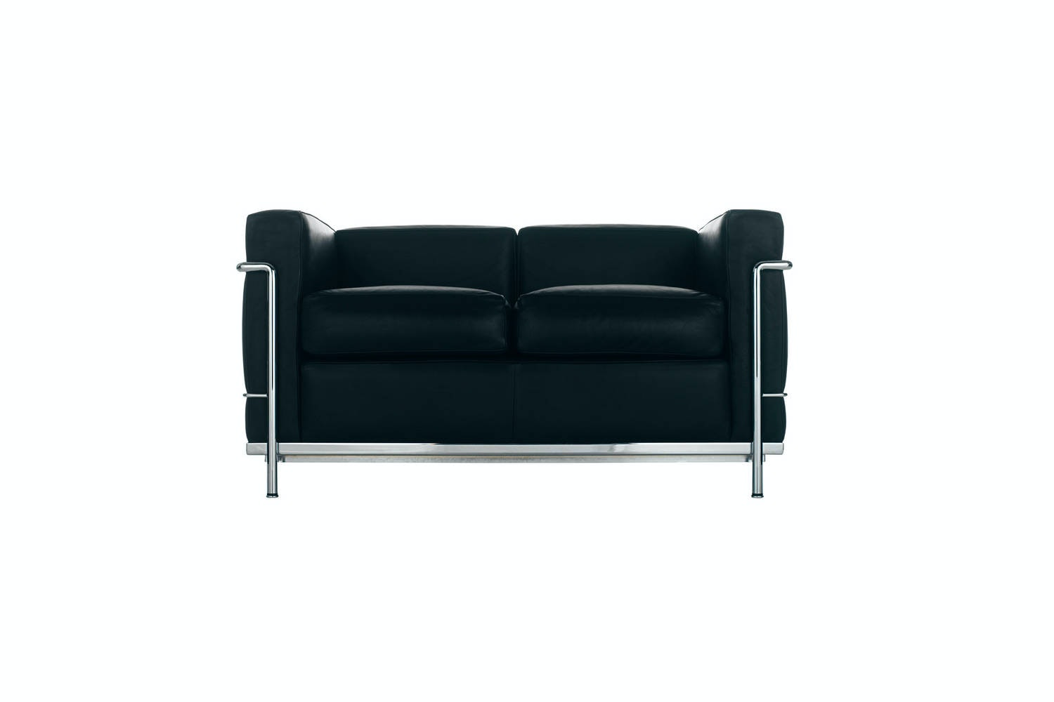 LC2 Sofa by Le Corbusier, Pierre Jeanneret, Charlotte Perriand for Cassina