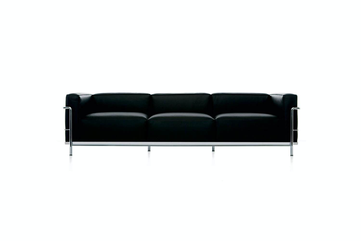 LC3 Sofa by Le Corbusier, Pierre Jeanneret, Charlotte Perriand for Cassina