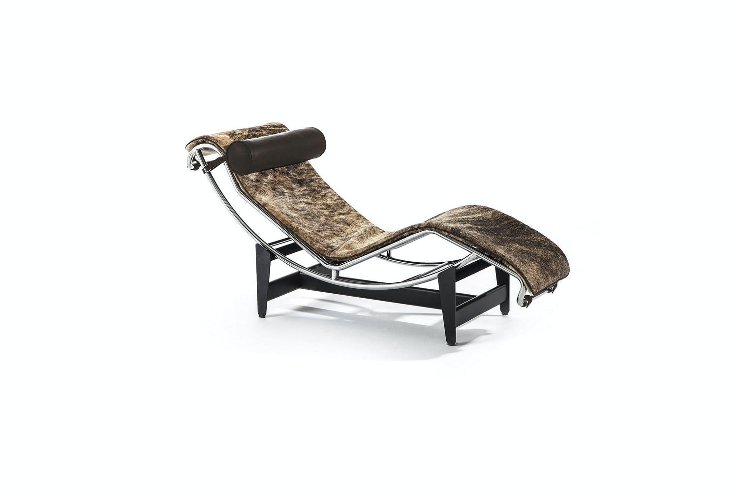 LC4 Pampas Chaise Longue by Le Corbusier, Pierre Jeanneret, Charlotte Perriand for Cassina