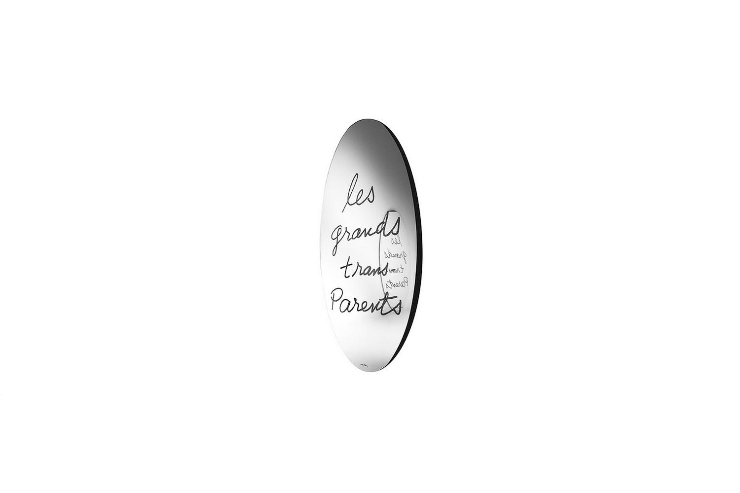 W70 Les Grands Trans-Parents Mirror by Man Ray for Cassina