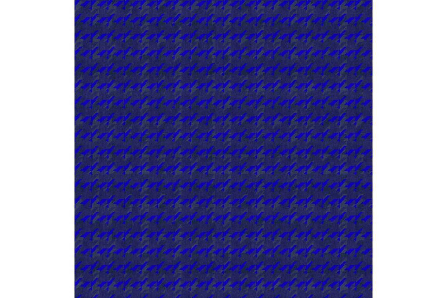 Houndstooth Blue Carpet by Moooi Works for Moooi Carpets