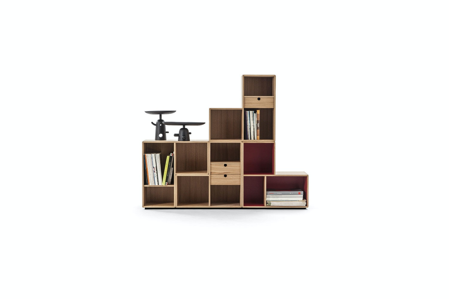 W54 Dada Modular Storage Unit by Kazuhide Takahama for Cassina