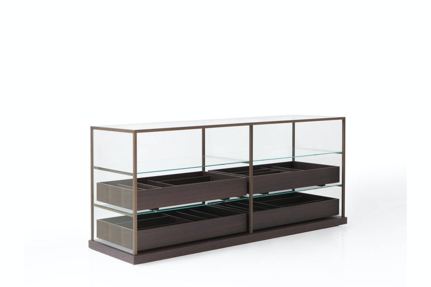 Acquario Storage Unit by Piero Lissoni for Porro