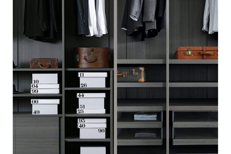 Storage Internal Equipment by Piero Lissoni for Porro