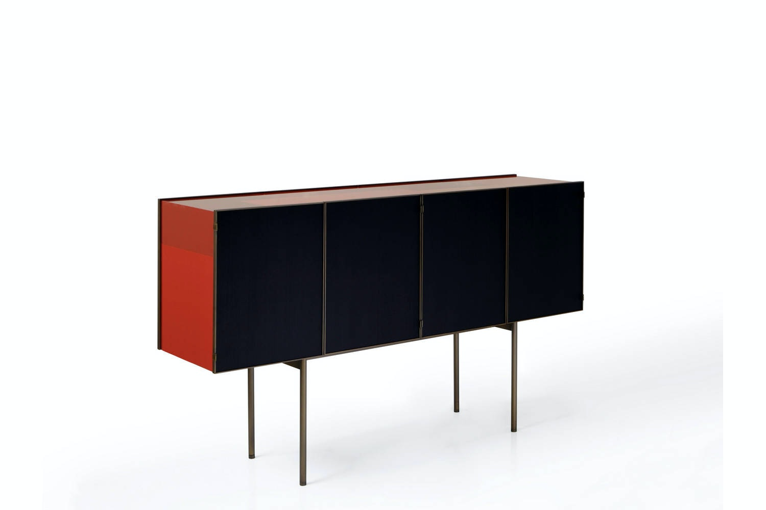 Ipercolore Sideboard by Piero Lissoni for Porro