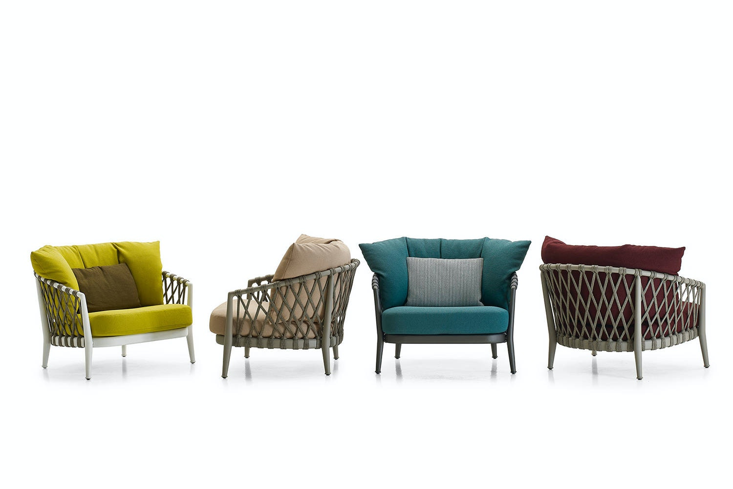 Erica Armchair by Antonio Citterio for B&B Italia