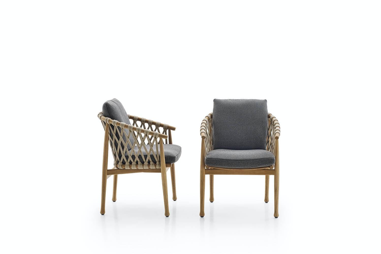 Ginestra Chair by Antonio Citterio for B&B Italia