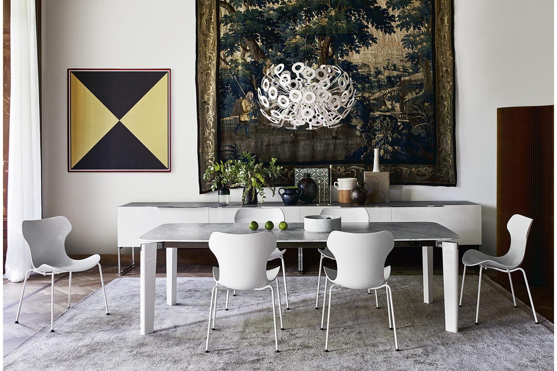 Papilio Shell Chair by Naoto Fukasawa for B&B Italia
