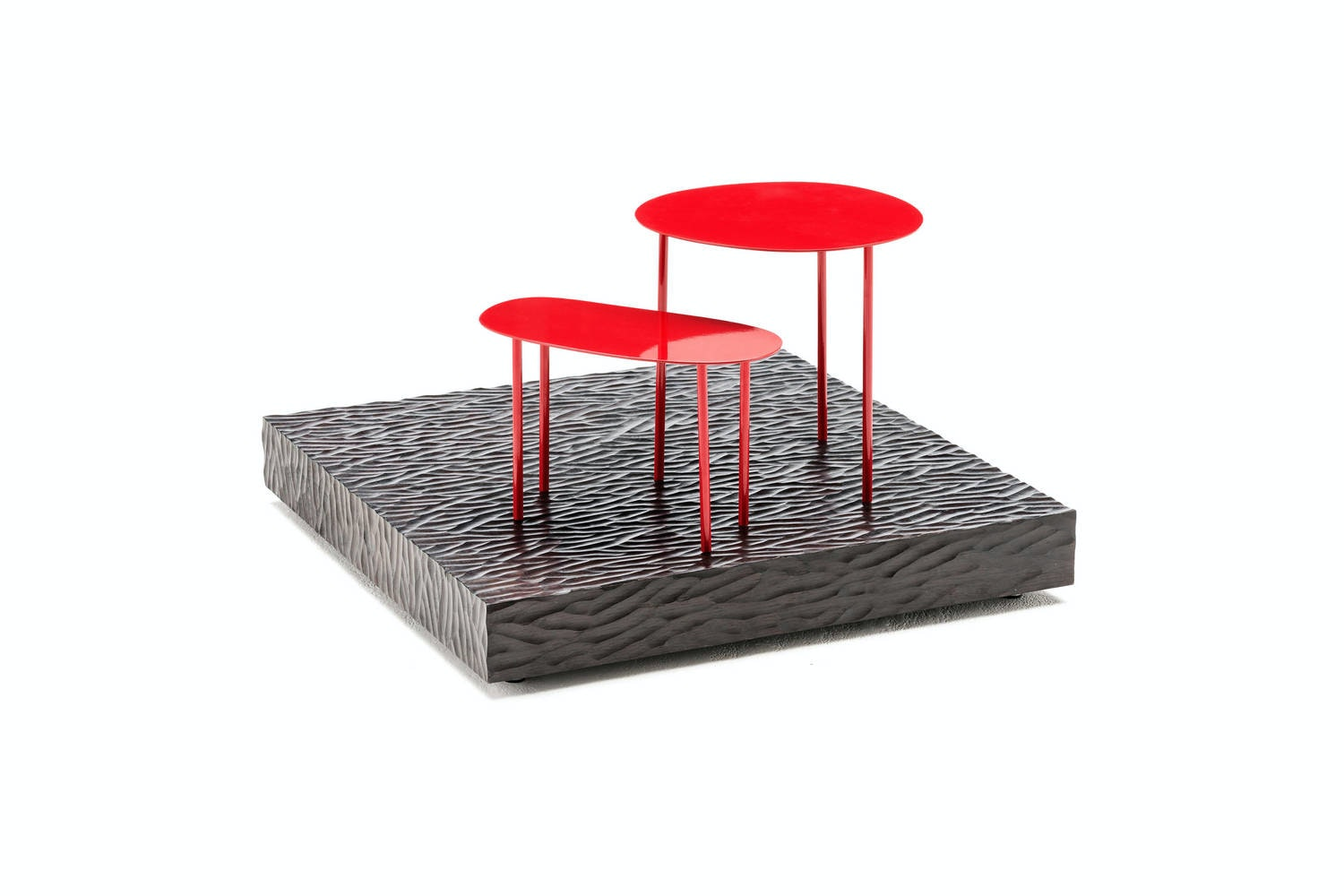 M+R Coffee Table by CRS Living Divani for Living Divani