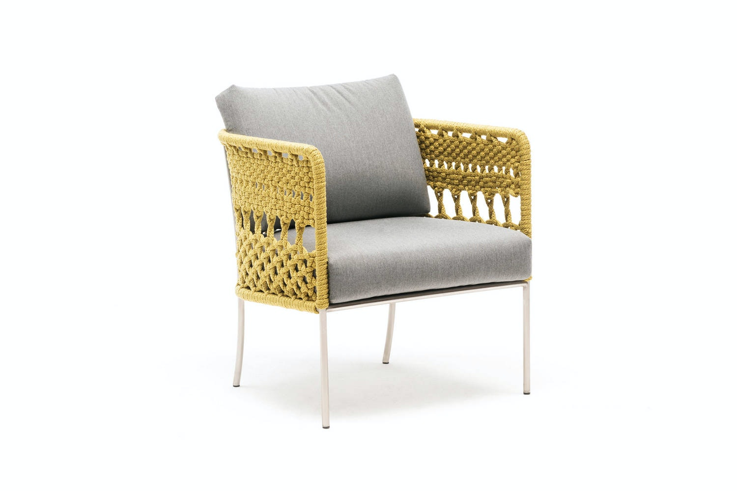 Tombolo Armchair by UN pizzo for Living Divani