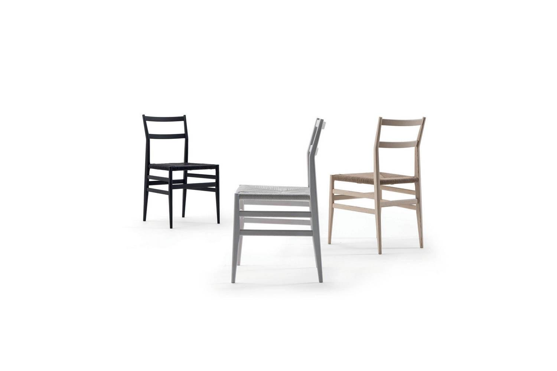 646 Leggera Chair by Gio Ponti for Cassina