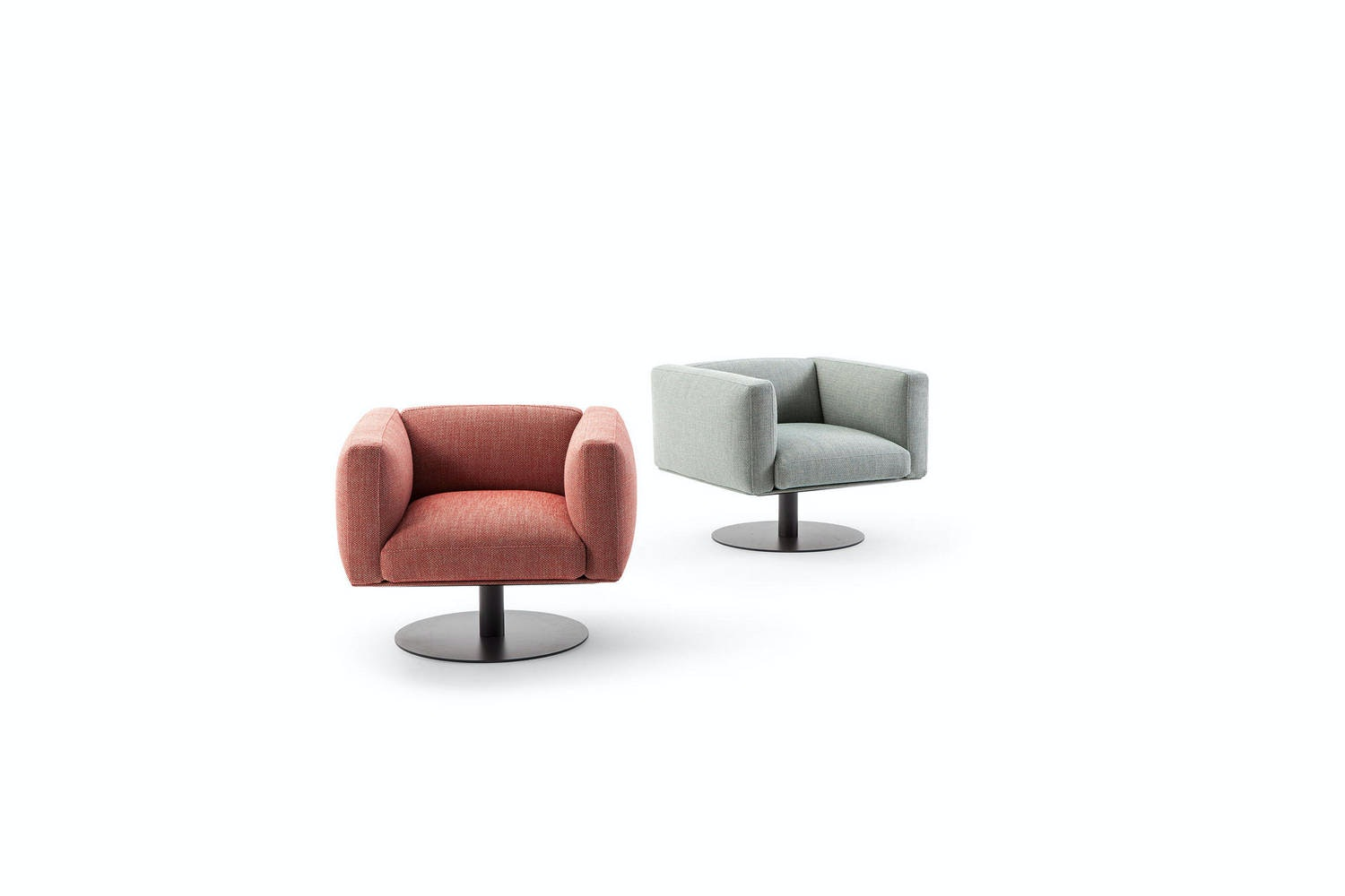 206 8 Cube Armchair by Piero Lissoni for Cassina