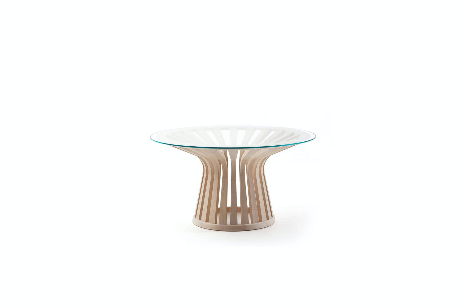 390 Lebeau Wood Table by Patrick Jouin for Cassina