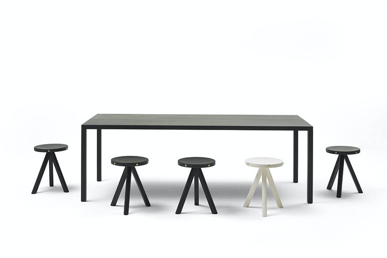 ILtavolo Wood2 Table by Lapo Ciatti for Opinion Ciatti