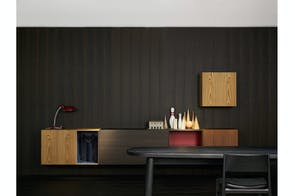 Modern Dining by Piero Lissoni for Porro