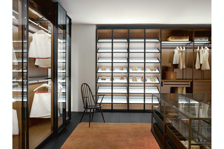 Storage Dressing Room by Piero Lissoni for Porro