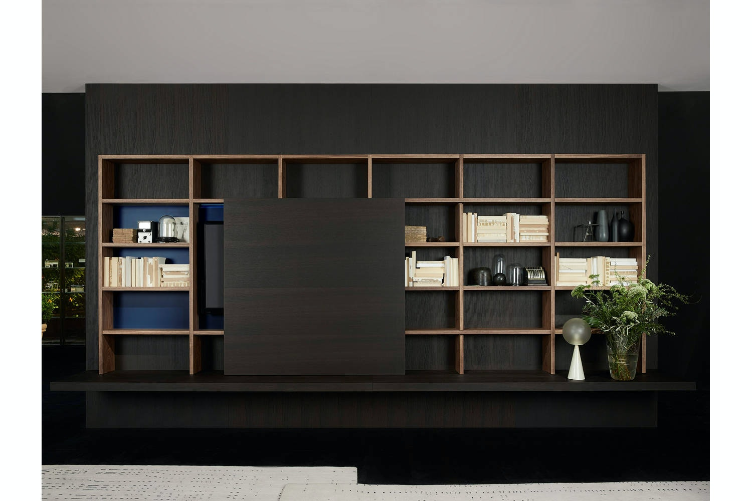 System Hanging by Piero Lissoni for Porro