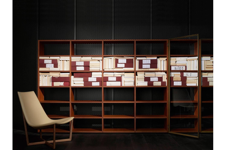 System Showcase by Piero Lissoni for Porro