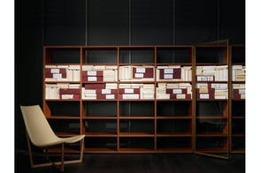System Showcase by Piero Lissoni for Porro