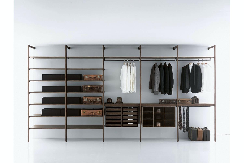 Storage Walk-In Closet by Piero Lissoni for Porro